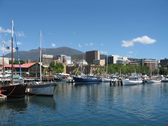 wellington hobart harbour