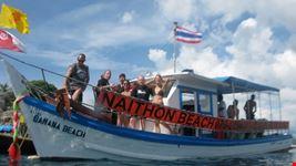 phuket naithon beach