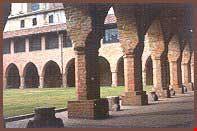 Chiostro della Canonica