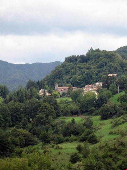 borgo san lorenzo landschaft borgo san lorenzo