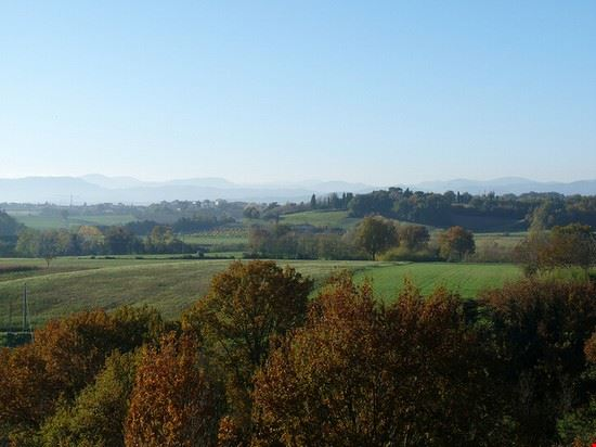borgo san lorenzo landschaft um borgo san lorenzo