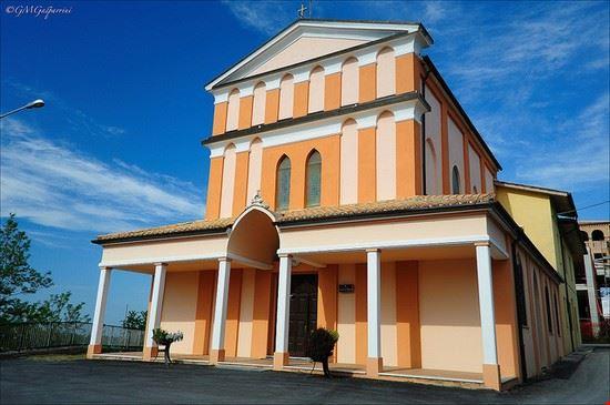 Pfarrkiche San Lorenzo