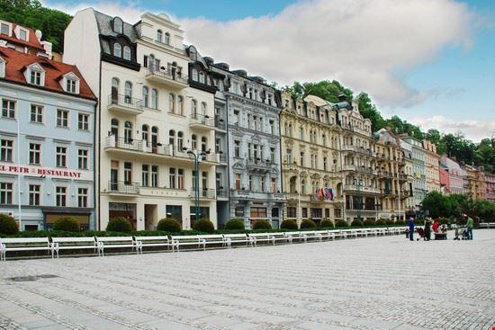Veduta di Karlovy Vary