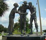 kissimmee the bataan corregidor memorial in kissimmee