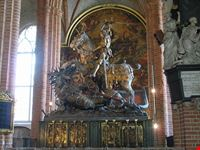 Storkyrkan — St. George and the Dragon