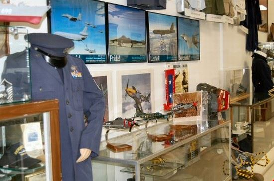 Veteran and Tribute Museum