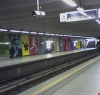35550 brussels glenn gould portrait brussels metro station 2