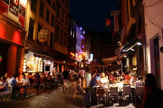 Rental Car Places >> Budget Night - Brussels Nightlife