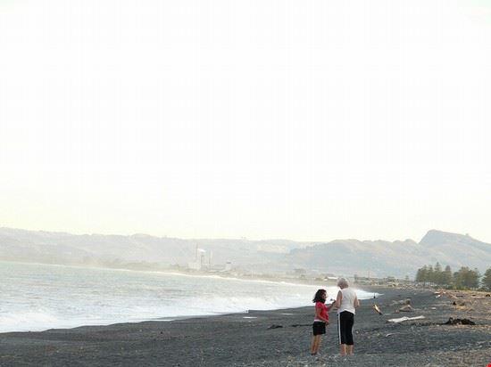 napier strand