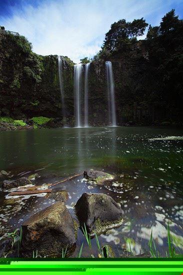 whangarei whangarei falls