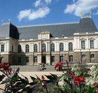 rennes palais du parlement de bretagne a rennes
