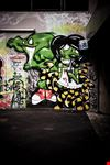 melbourne graffitis in melbourne