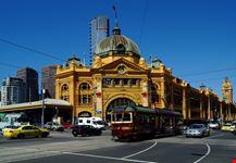 melbourne flinders street station