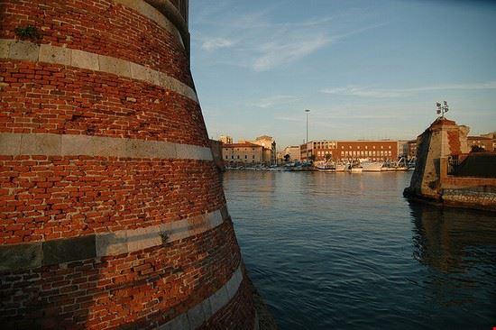 Livornos Hafen