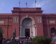 cairo the museum of egyptian antiquities