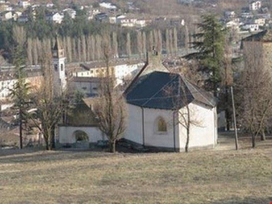 Retro della Cappella dell' Apparizione
