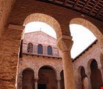 porec atrium der euphrasius-basilika