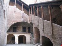 mantua treppengaenge im imposanten mantua