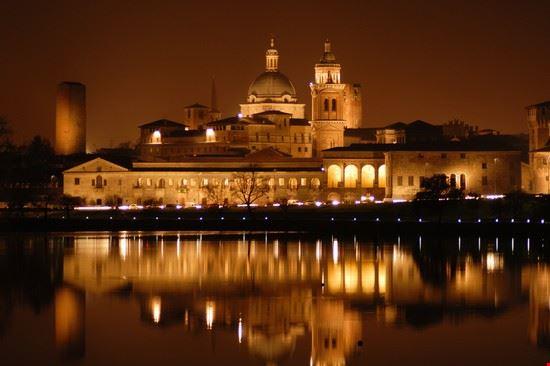 mantua nacht in mantua