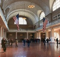 36010 new york all  interno del museo di ellis island