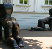 David Cerny - Bronze Babies