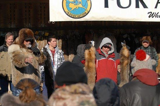 Fur Rendezvous Festival