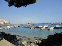 altra vista mare dal porto amalfi