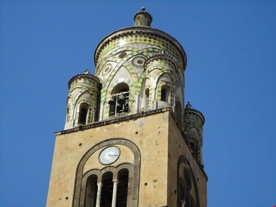 zoom campanile amalfi