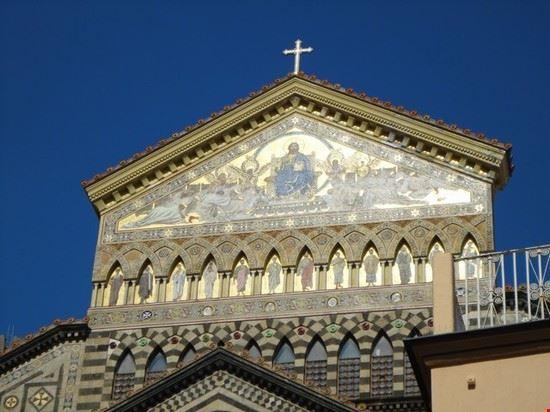 zoom cattedrale amalfi
