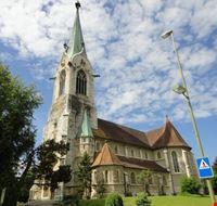 katholische kirche laufen canton basilea campagna basilea