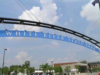 White River State Park in Indianapolis