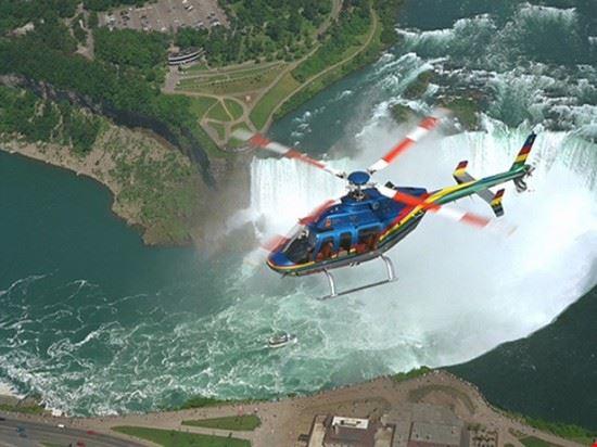 Ride over Niagara