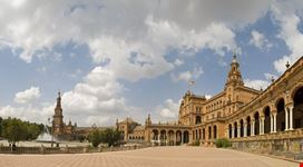 sevilla plaza de san francisco in sevilla