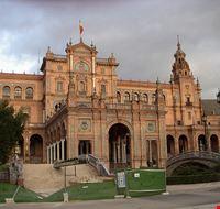 36459 sevilla plaza espana im parque de maria luisa