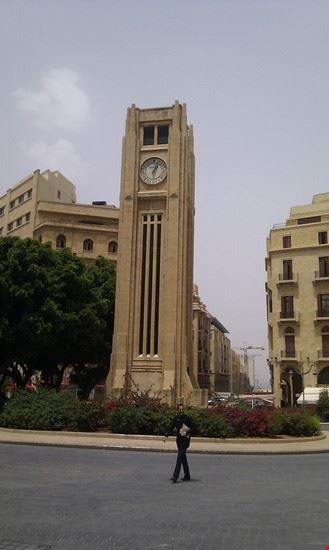 Clocktower - Downtown Beirut