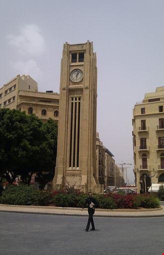 Clocktower - Downtown Beirut