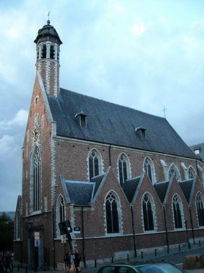 Chapelle de la Madeleine, Bruxelles