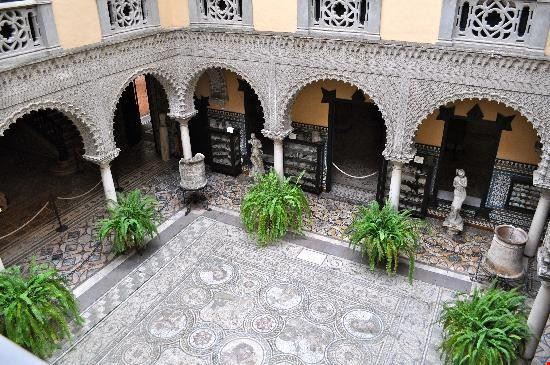 36610 seville the palacio de la condesa de lebrija in seville