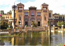 The Museum of Popular Arts and Traditions in Seville