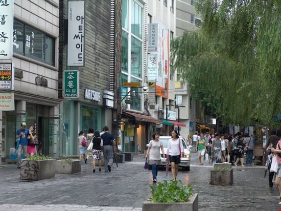 seoul seoul en coree du sud