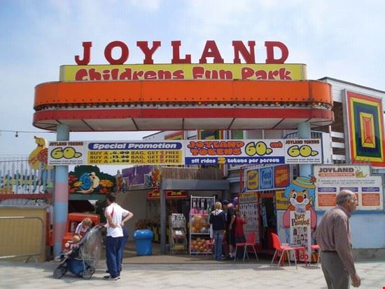 Joyland in Great Yarmouth