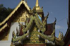 chiang mai pagodes des tempels auf dem berg doi sutep
