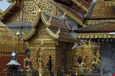 chiang mai tempel auf dem berg doi sutep