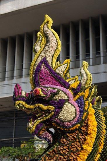 chiang mai chiang mai flower festival