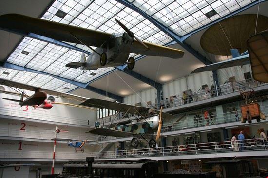 36857 praga museo nazionale della tecnica