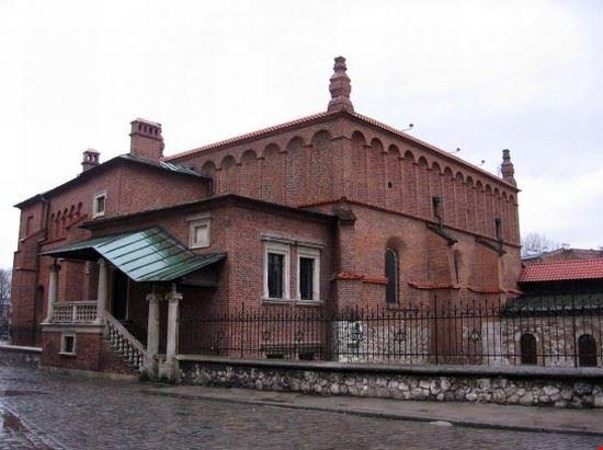 cracovia la vecchia sinagoga a cracovia