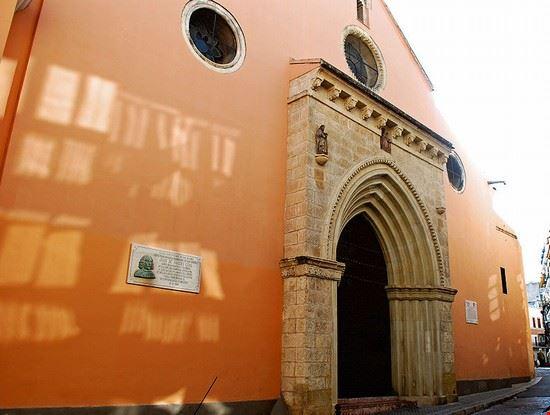 36919 seville san andres church in seville