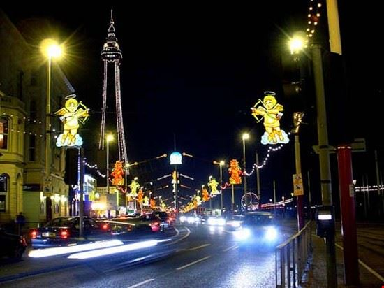 36920 blackpool budget night in blackpool
