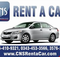 CNS Rent a Car Lahore