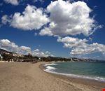 Spiaggia San Andrés a Malaga